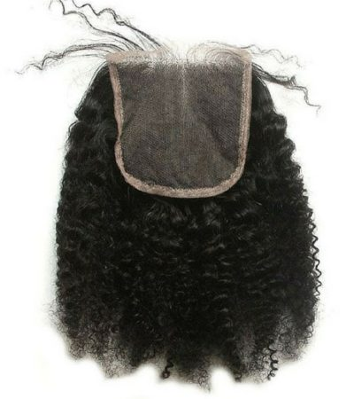Brazilian Afro Kinky Closure