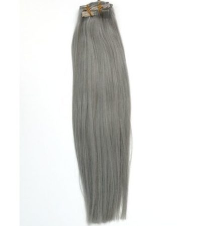 Platinum Gray Clip-in